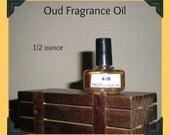 OUD Fragrance Body Oil 1/2 ounce (oz)