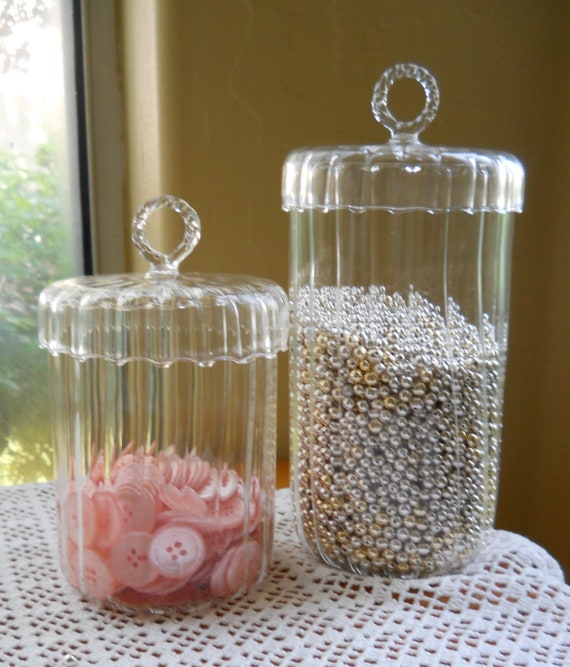Elegant Apothecary Jars, Candy Jars, Wedding Candy Buffet