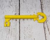 Yellow Key Rack