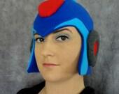 Megaman X Fleece Hat