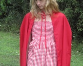 Little Red Riding Hood Choice of sizes