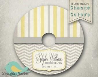 CD/Dvd Label PHOTOSHOP TEMPLATE  - dvd Label 13