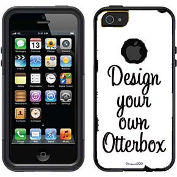 Personalized Design Your Own Otterbox Commuter Series Case