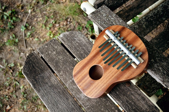 """Ukulele Thumb Piano - aka """"The Ukalimba"""""""