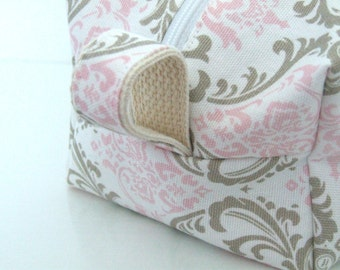 Water Resistant Makeup Bag - Make-up Bag - Wet Bag - Cosmetic Bag