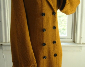 LongTrench Coat