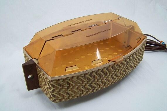Electric Bun Warmer ~ Salton electric bun warmer by remingtonstreasures on etsy