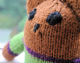 Bruce Bear Stuffed Animal