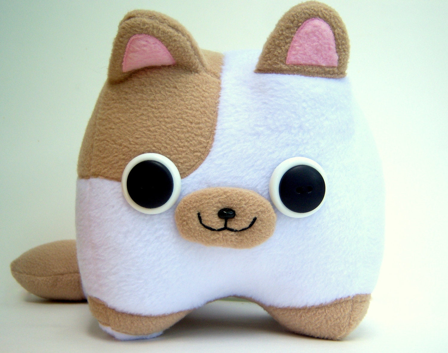 Adventure Time Cake the Cat XL Baby Cake Plush by Plushimi