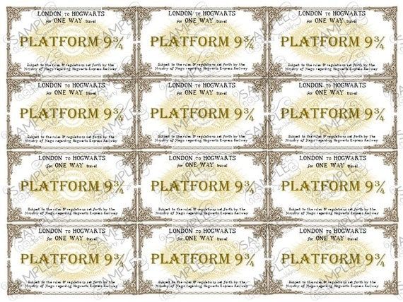 photo about Hogwarts Express Ticket Printable named 100+ Harry Potter Hogwarts Convey Ticket Template yasminroohi