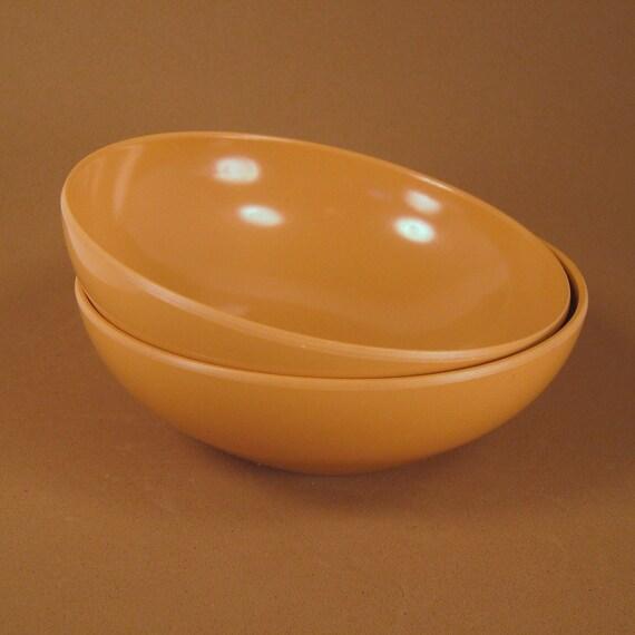 Melmac Prolon Dinnerware Bowls (2)