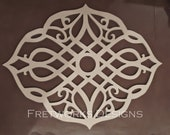 Moroccan Ceiling Medallion