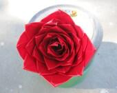 SALE - Classic Red Rose Pen