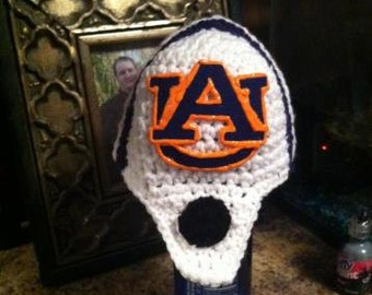 sports inspired football hat.