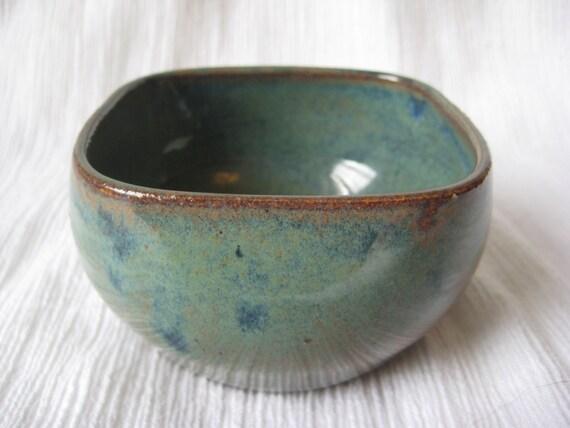 Turquoise Ceramic Cup