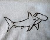 hammerhead shark children's t-shirt