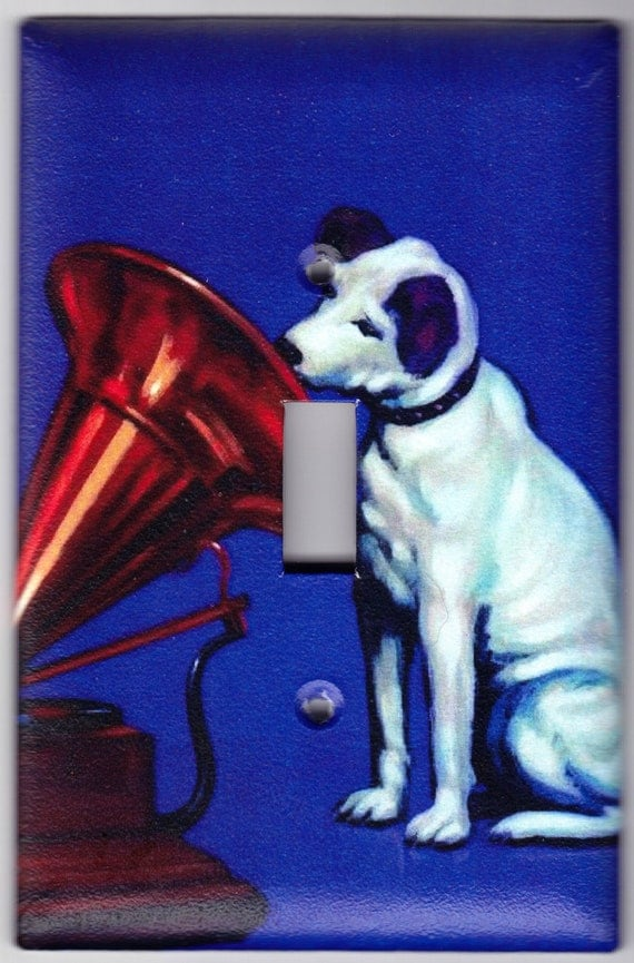 What Was The Rca Victor Dog S Name