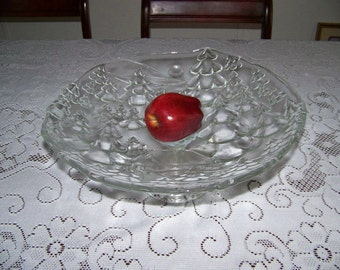 Pine Tree Fruit Bowl