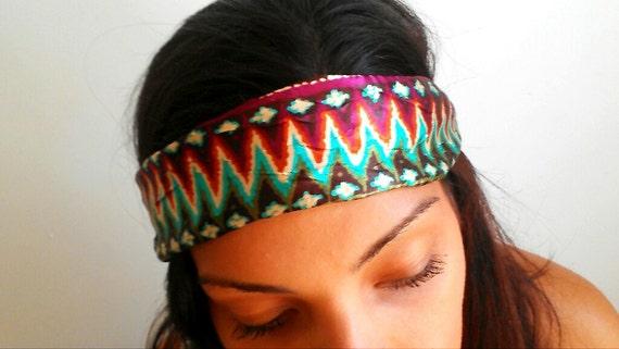 Hippie Tribal Bohemian Headband