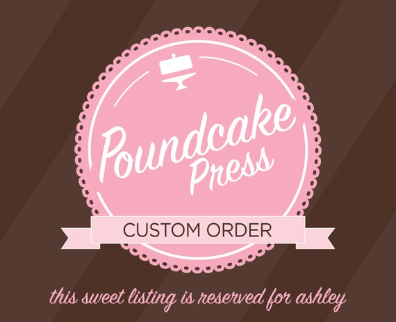 Custom Order - Monkey Gift Tags