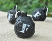 F-Bomb Fire Starter - Made with Recycled Newspaper and Wood Shavings