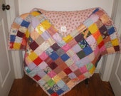 Baby girl or lap quilt-32