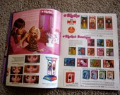 SALE Kenner 1972 Toy Advertisement Trade Catalog Vintage (Features Blythe)