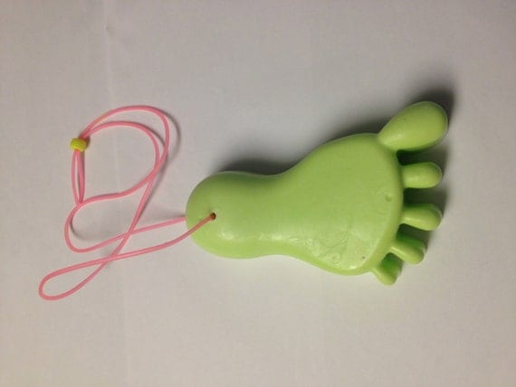 Shrek Foot Rope Soap By Atesoapcastle On Etsy
