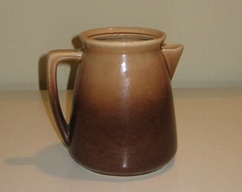 Vintage McCoy Pitcher 1954 Birchwood Collection