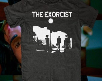 The Exorcist t-shirt american apparel Also available on crewnecks and hoodies