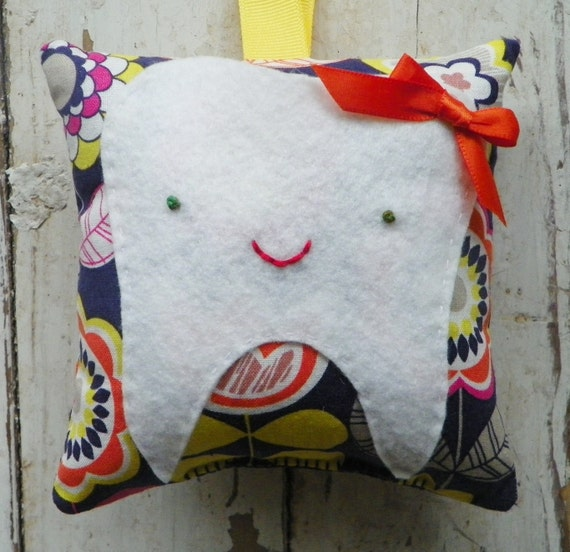 Sweet Tooth Fairy Pillow