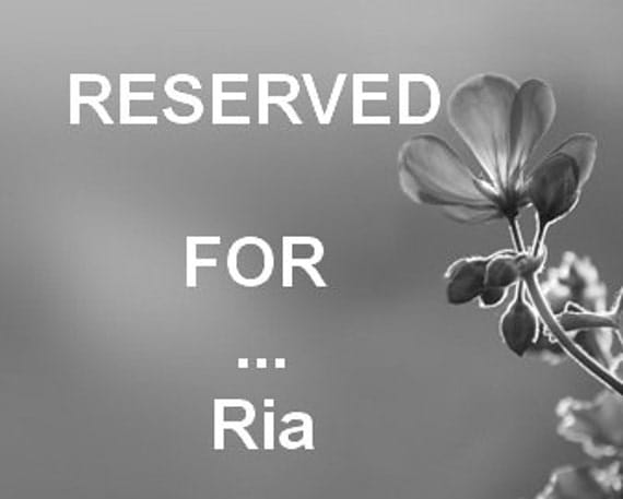 Reserve for Ria / Samsung Galaxy  S II