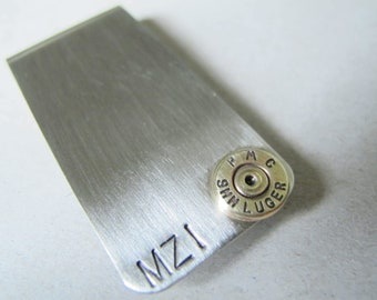Bullet Money Clip - Personalized