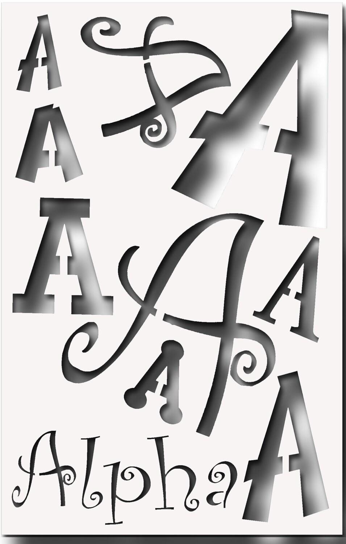 All greek letters-1197
