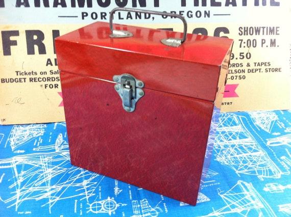 45 Vinyl Case 45 7 Holder Carrying Case