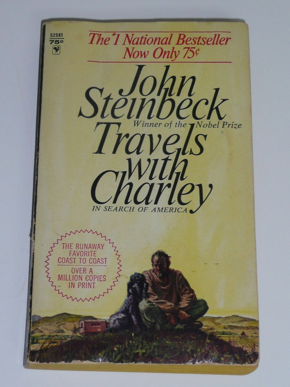 Travels with Charley Book