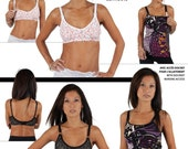 Jalie Pattern 3131 Bra and Camisole All Sizes