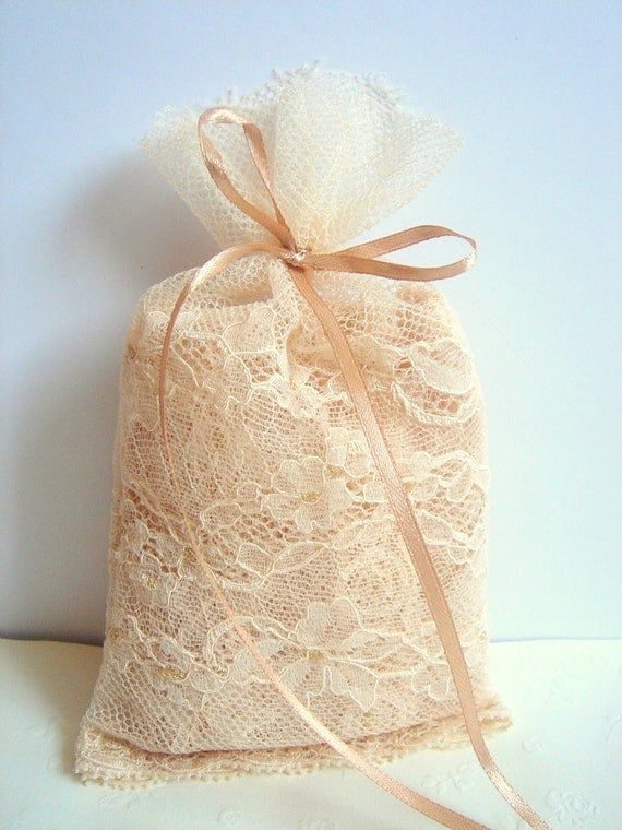Wedding Favor Bags Lace : Unavailable Listing on Etsy