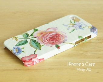 Vintage English Rose iPhone 6S case iPhone 6 case iPhone 6S Plus case iPhone 6 Plus case iPhone 5S case iPhone 5 case iPhone 4S case