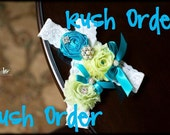 UNITED STATES--Rush Listing - Add on - Custom garter - Priority shipping