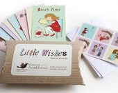 Little Wishes mini notecard set