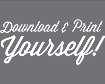 Download and Print Your Own Art Print