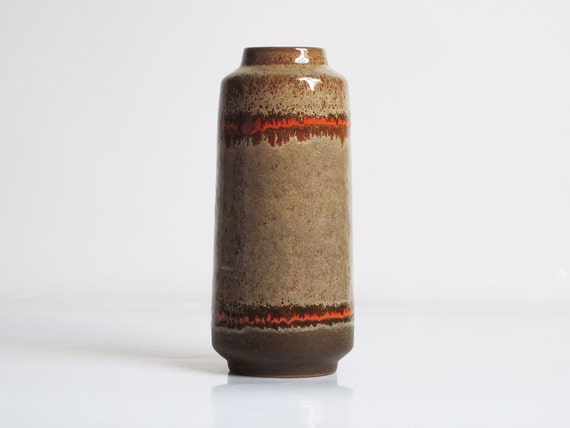 Mid century vase by Strehla (East Germany)