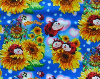 Pillow Pets Miss Lady Bug by Print Concepts 8600--110 Cotton Print Fabric