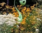 Dramatic Spring Statue
