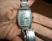 1931 Art Deco Mens Bulova Perfect Working Order Free Shipping in US