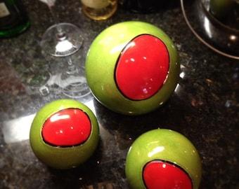 Olive WallBalls - Starter set
