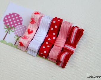 Hair Clip Set Hair Clips for Babies Toddler Hair Clip Infant Hair Clip Pink Hair Clips