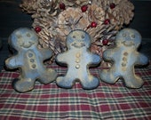 Grubby Gingerbread Man