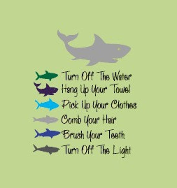 bathroom decals for kids sharks bathroom bathroom vinyl wall decals 15776
